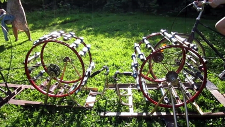 Bicycle Arpeggio